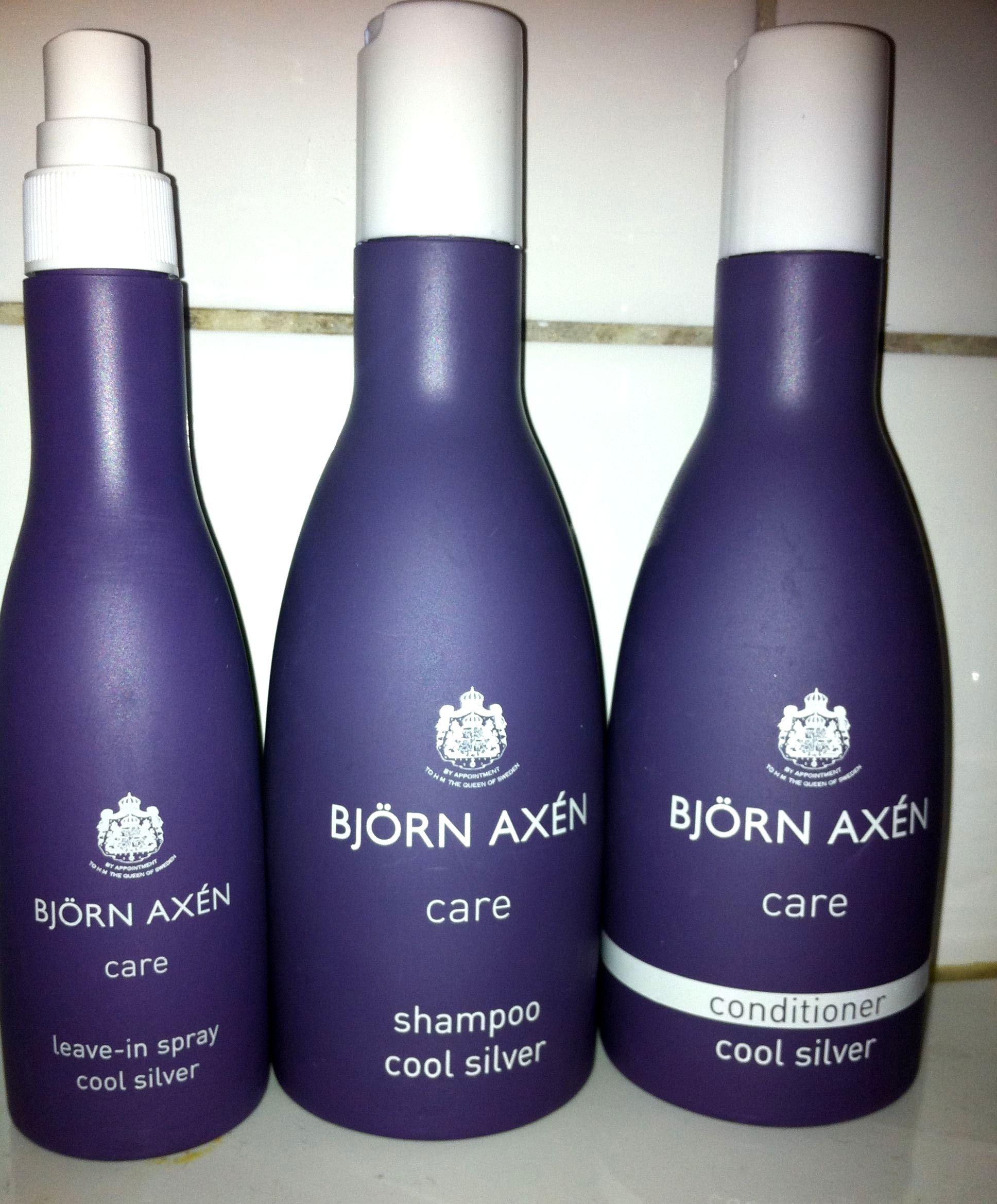 schampo för grått hår